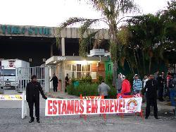 Trabalhadores da TOK&STOK entram em greve/Assessoria de Imprensa