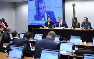 Rogério Marinho (PSDB-RN) comanda reunião para apresentação de seu relatório do PL da reforma trabalhista                                                                                 LUIS MACEDO / AG. CÂMARA