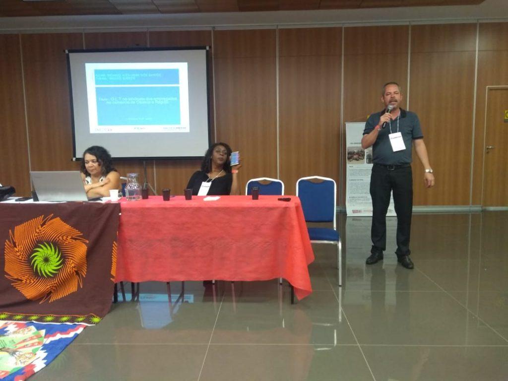 Secor participa da 4ª Conferência Nacional de Formação da CUT