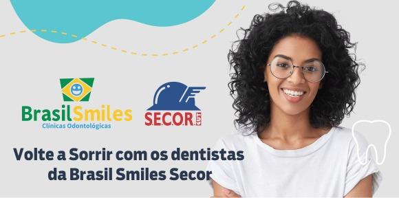BrasilSmiles | Secor - Saiba mais sobre essa parceria!
